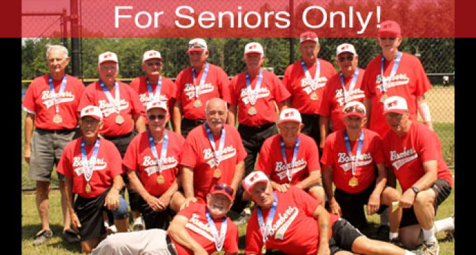 Seniors Bring Home the Gold!