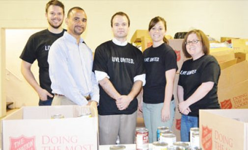 Nonprofits welcome volunteers on 'Action' day