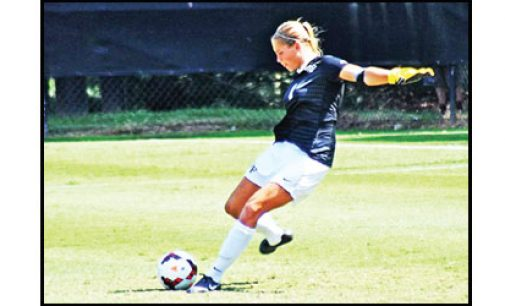 WFU goalkeeper Bledsoe again an All-American