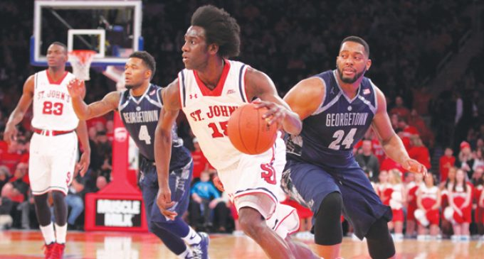 QEA grad working to earn invite to NBA training camp