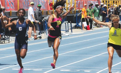 Parkland High grad pumped about college track future