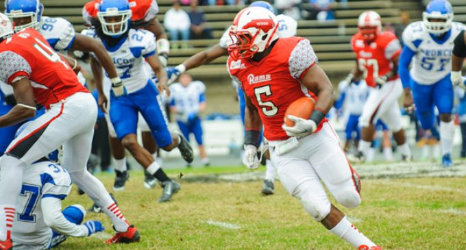Rams head to CIAA title game with win over Fayetteville State