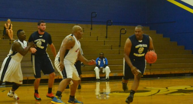 Charity game supports Carver basketball program
