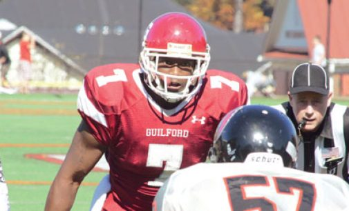 Guilford has star in Smith