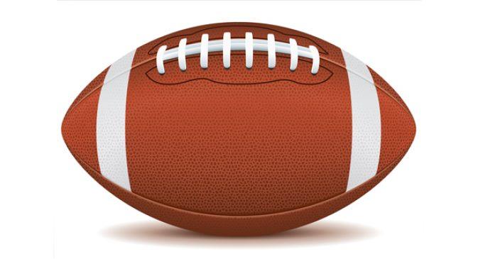 Rain shakes up local high school football games