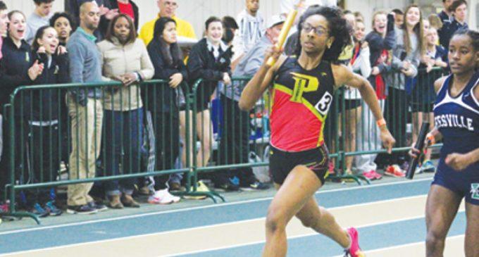 Breakthrough: Parkland  sprinter McNeill ranks among  best in U.S. at 400 meters