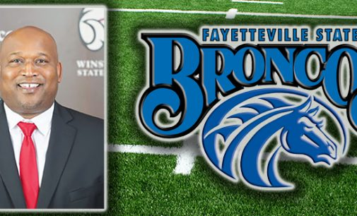Richard Hayes named head coach at Fayetteville State
