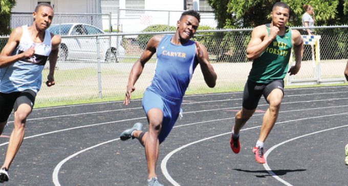 Track winners gearing up for championships