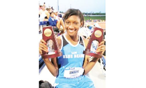 Livingstone's Hayes wins  national title