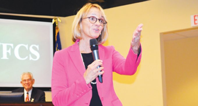 New superintendent vows to earn trust