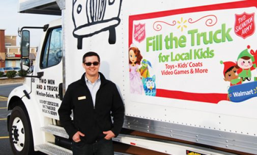 All stops being pulled out to make Christmas merry for kids