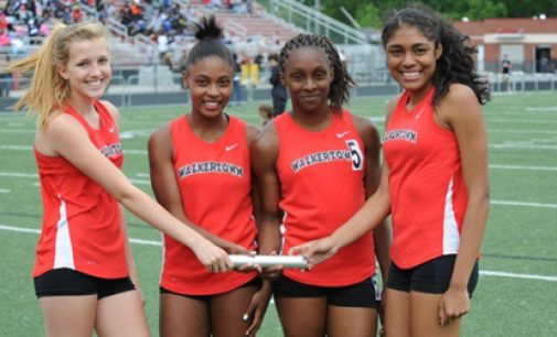 Mideast 1A Track and Field Regionals highlights
