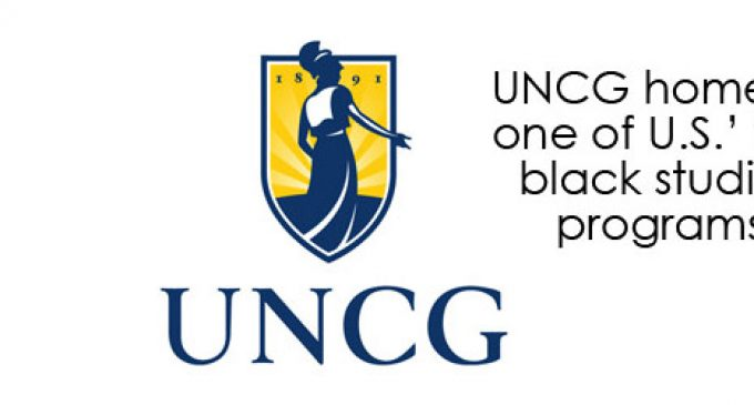 UNCG home to one of U.S.' top black studies programs
