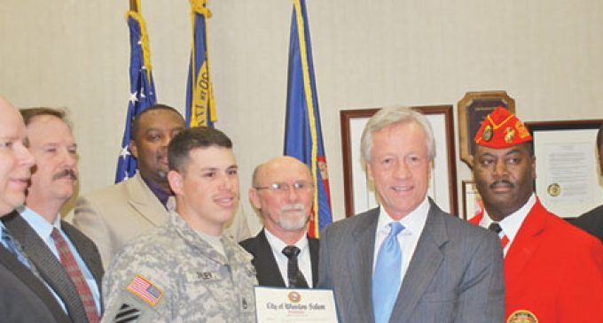 City issues call to employ vets