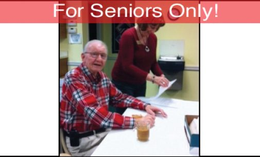 For Seniors Only: The Many Reasons to Volunteer!