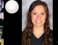 Ms. 1,000: Andrea Beck reaches a volleyball feat