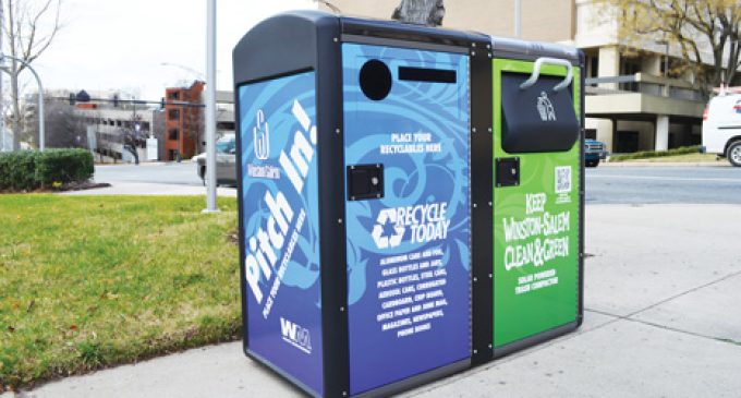 City proactive in eliminating landfill waste