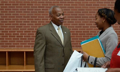 EDITORIAL: WSSU chancellor proves he's a leader by example