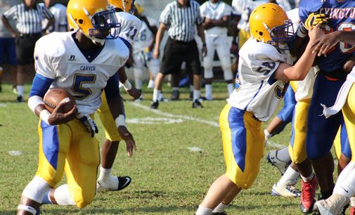 No-frills approach works for JV Jackets at Carver High