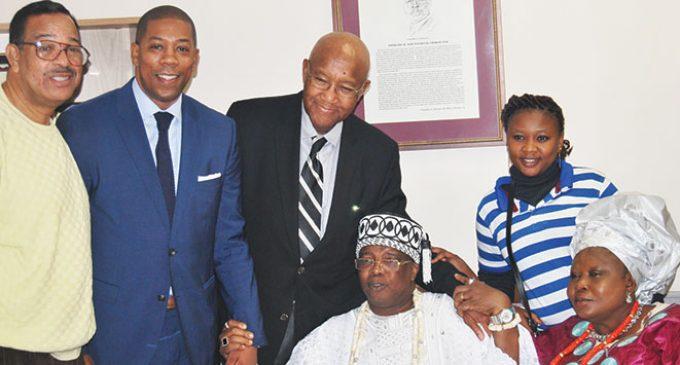 King in Nigeria with ties to Triad seeking investors