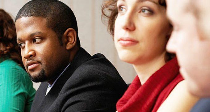 Editorial: Whites Lack Black Friends