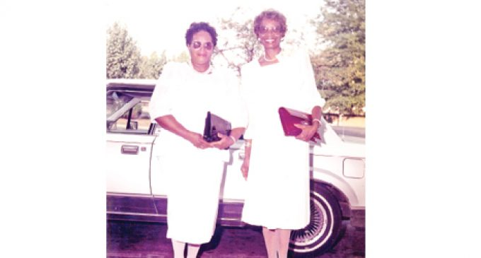 Women of God  honored by loved ones