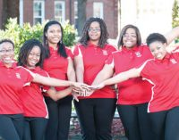 WSSU bowlers look for their footing