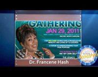 Dr. Francene Hash – Lifetime Achievement Award