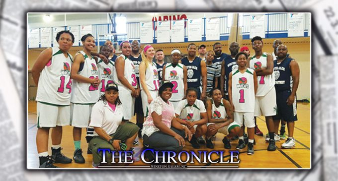 Charity game highlights awareness of domestic violence