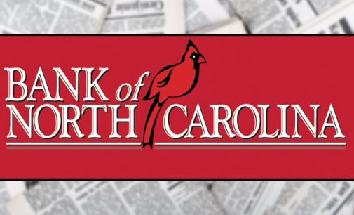 Parent company of Bank of N.C. gains accolades