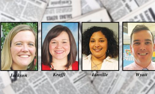 Winston-Salem/Forsyth County Schools names four new principals