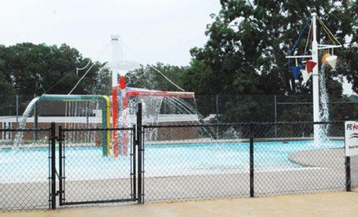 Winston-Salem pools open