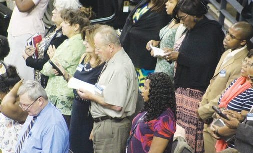 Jehovah's Witnesses bolster faith over weekends in W-S