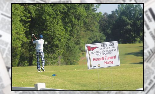 Golf tourney raises diabetes awareness