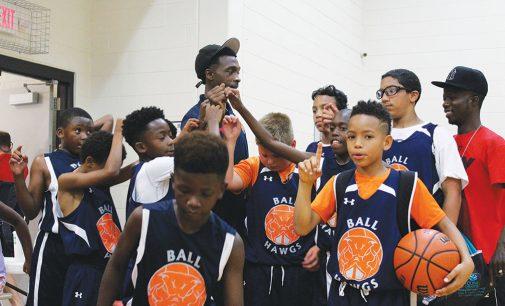 Josh Howard basketball tournament brings out fundamentals