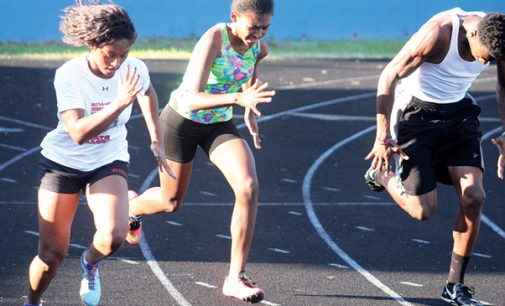 Youth track club nurtures more than running