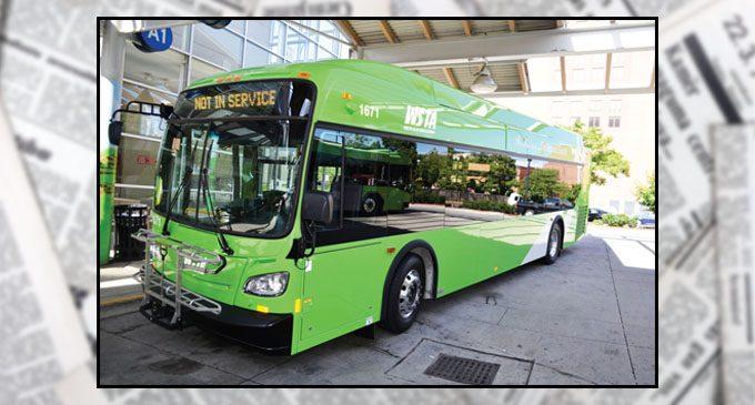 WSTA gets more hybrid buses