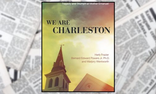 Broad book covers Charleston Massacre and racial divide