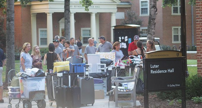 Wake welcomes class of 2020