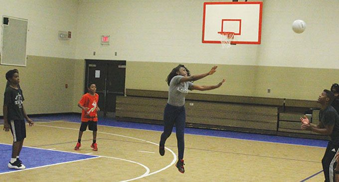 Church uses sports to unite its congregation