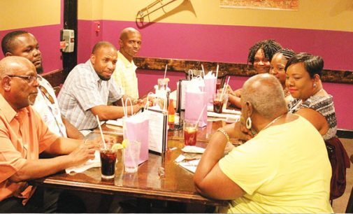 Church uses fellowship to strengthen marriages