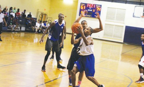 Rec center's resurrected summer league holds championship