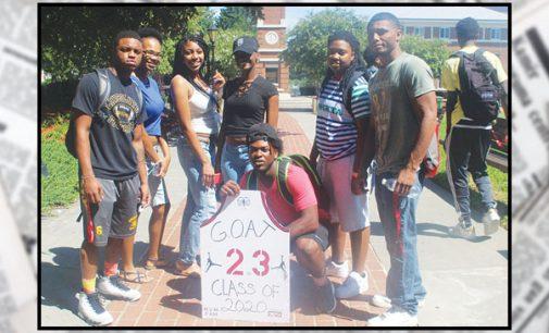 WSSU welcomes largest freshman class since 2008