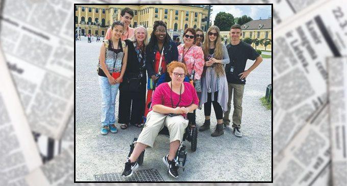 Winston-Salem Youth Chorus gets education in Vienna, Austria