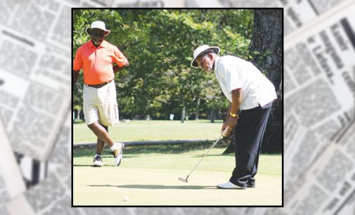 NCCU alumni hold golf tournament to benefit WS/FCS students