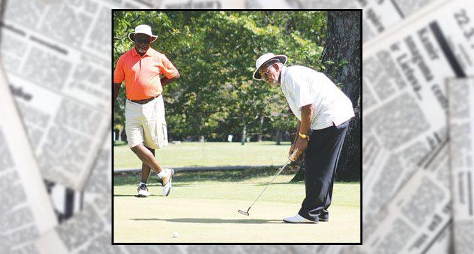 NCCU alumni hold golf tournament to benefit WS/FCS students