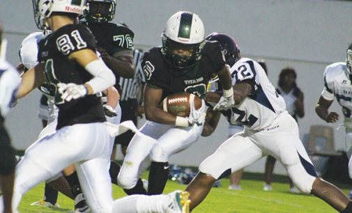 West Forsyth's running game propels win over High Point Central