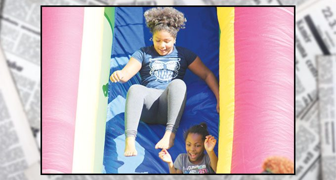 Surrounding community gains attention from church
