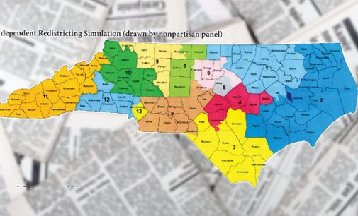 Would blacks benefit from nonpartisan voting map?