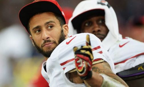 Kaepernick apparently not good enough
